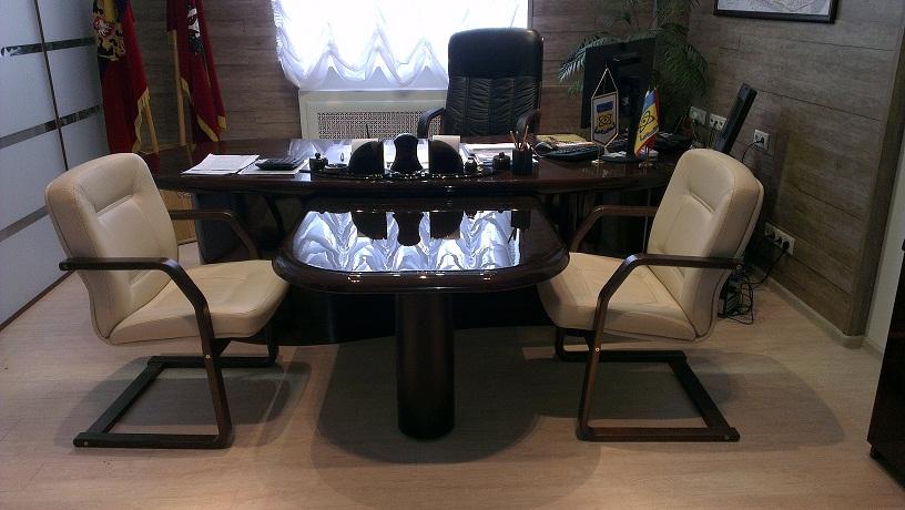 Лакированная мебель из столярки