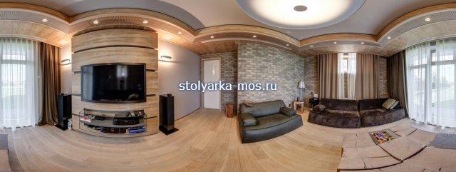 Столярка, отделка комнаты деревом, мебель из дерева
